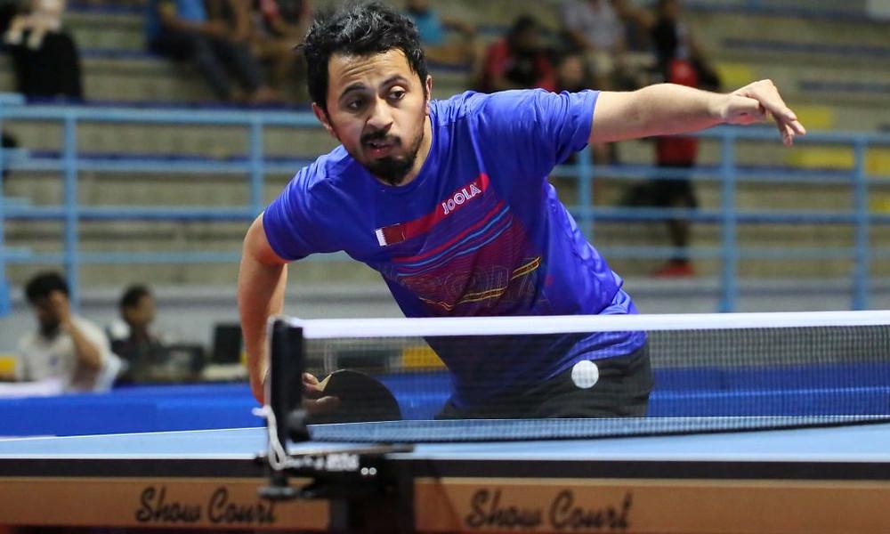 Ahmed Al-Mohannadi vital to Qatari success (Photo: Hashem Kacentini)