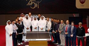 اللجان التنظيمية لبطولة قطر الدولية