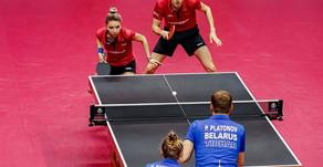 """صراع """"البطاقة الأولمبية"""" يشعل منافسات بطولة قطر الدولية للطاولة"""