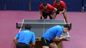 فوز السد والعربي والأهلي في الجولة الثانية من دوري الرجال للطاولة