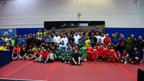 انطلاقة قوية للمنافسات ووالد اللاعب يشكر الاتحاد المهندي يفتتح بطولة عبد الرحمن النجار للطاولة