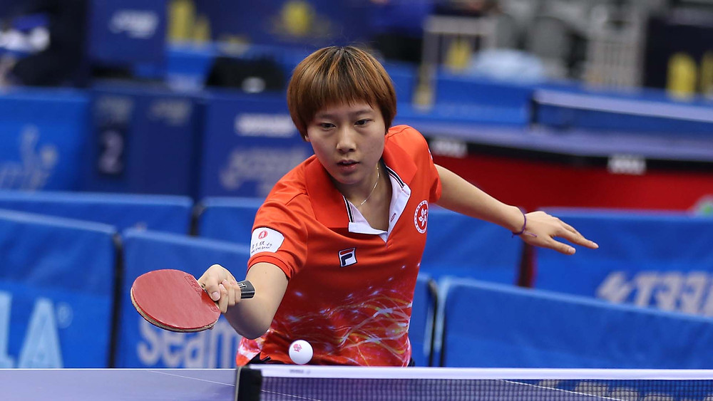 Minnie Soo Wai Yam gaining in self-belief (Photo: Hussein Sayed)