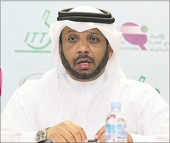 QTTA President Khalil Ahmed al Mohannadi