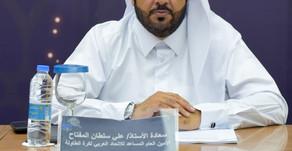 علي سلطان المفتاح : المهندي كرس حياته لخدمة اللعبة 