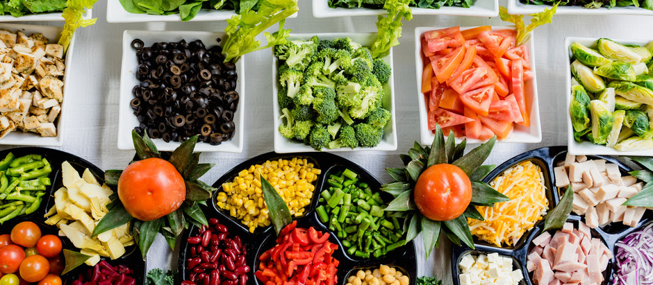 The best foods for healthy aging