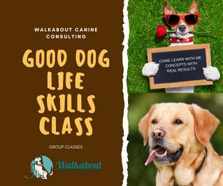 GOOD DOG LIFE SKILLS