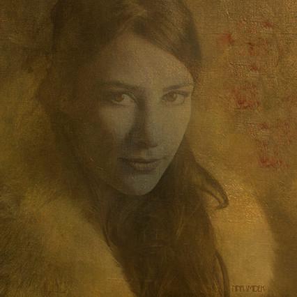 Le portrait doré