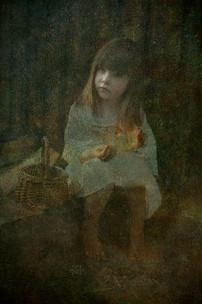 Petite fille aux alumettes