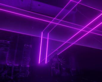 Laser simulation