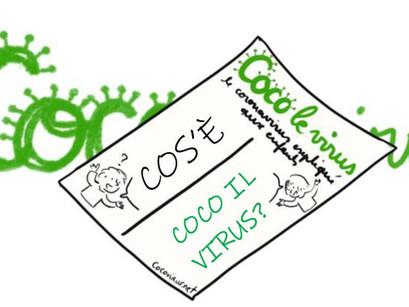 Coco il virus – Cos'è questo fumetto ?!?