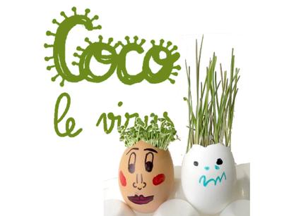 [Bricocolage] les têtes d'œuf
