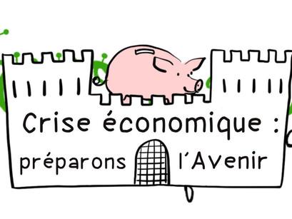 Crise Ecoconomique : préparons l'Avenir