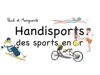 Handisports : une nouvelle série pour les enfants !