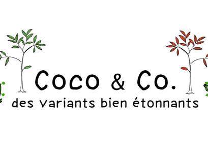 Coco & Co. : des variants bien étonnants