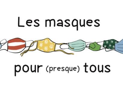 Les Masques pour (presque) tous