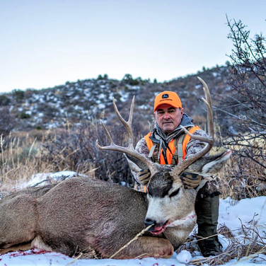 Dino's 2nd season buck