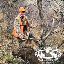 Keith - 1st rifle season