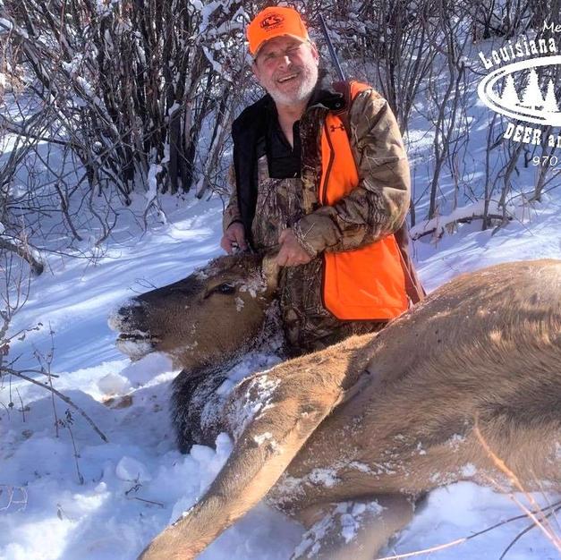 Jim - 2nd rifle season cow