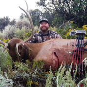 Jason's archery elk '19