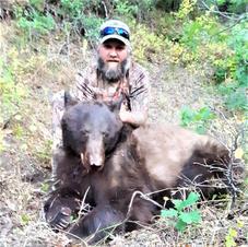 Harold - black bear
