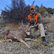Brent's buck 2nd rifle season