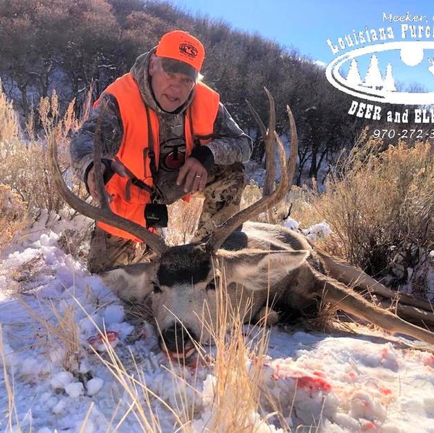 Ron - 2nd rifle season buck