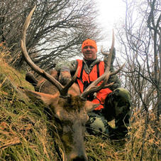 Trevor - 3rd rifle season bull