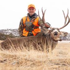 Keegen - 3rd rifle season buck
