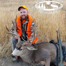 Ethan - 2nd rifle season buck