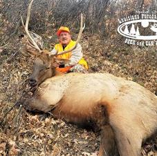 Todd - 2nd rifle season