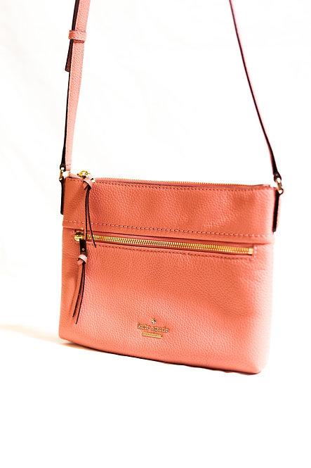 KATE SPADE - Pink Leather Handbag