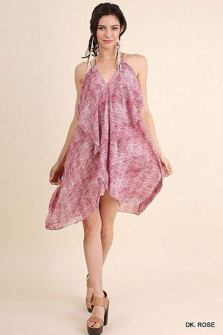 Handkerchief Tank Dress