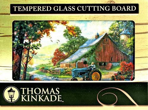 THOMAS KINKADE - Cutting Board, BRAND NEW IN BOX