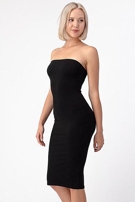 BodyCon Tube Midi Dress
