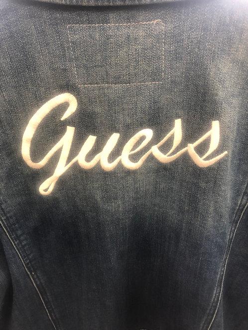 GUESS - Vintage Jeans Jacket, Size XL
