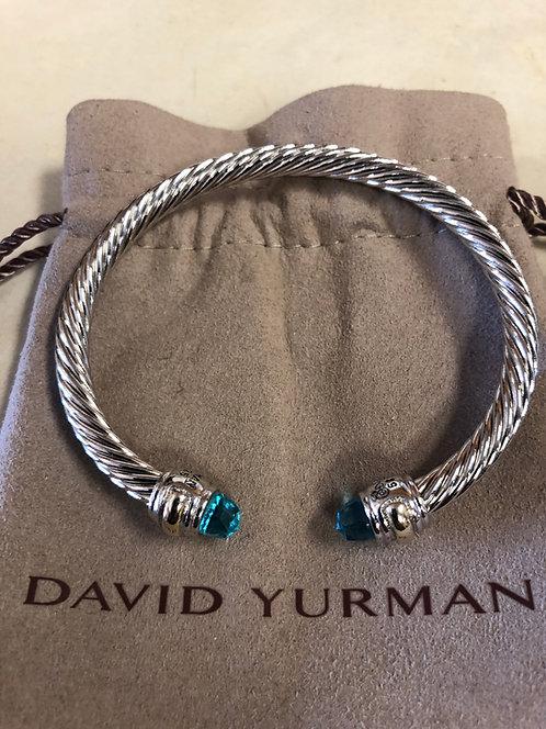 DAVID YURMAN - Sterling Silver Bangle