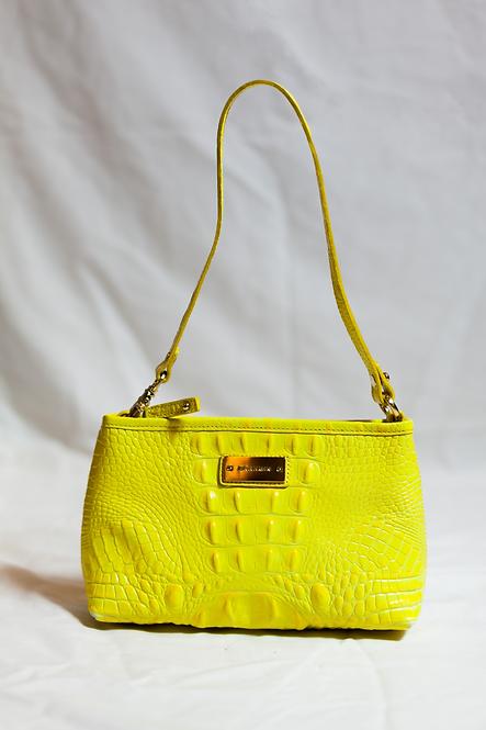 BRAHMIN - Yellow Handbag