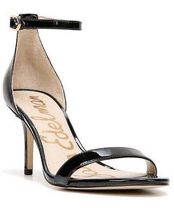 SAM EDELMAN - Strappy Heels, Size 9