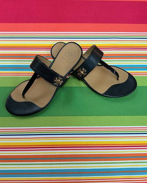 TORY BURCH - Thong Sandal, Size 6.5