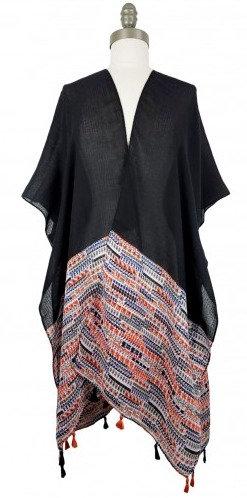 Boho Kimono w/Tassels