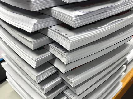 B&W Printing & Copying