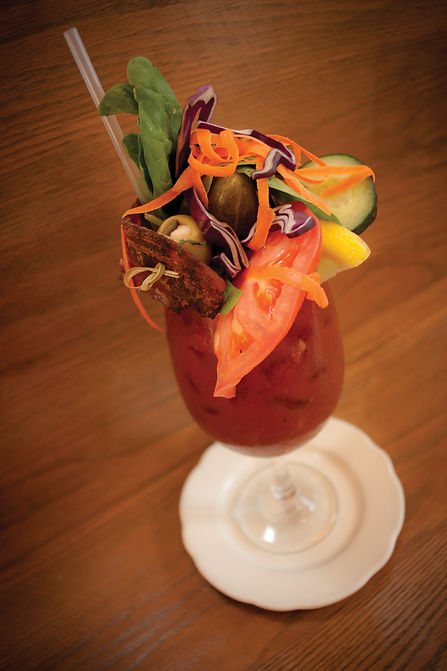 The Creamery Bloody Mary