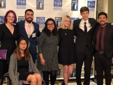 Dallas Students Compete in D.C.!