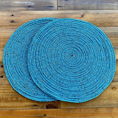 SEED BEAD PLACEMATS