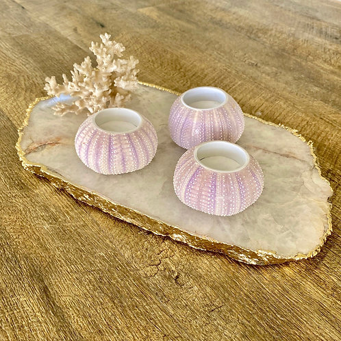 SEA URCHIN VOTIVE HOLDER
