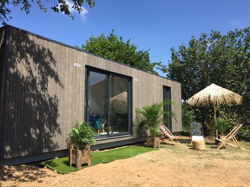 Un studio dans votre jardin : Optez pour une pièce complémentaire indépendante !