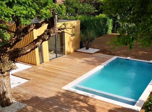 Le pool house : l'abri de jardin qu'il vous faut !