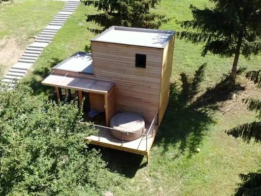 Un studio dans votre jardin : une nouvelle pièce supplémentaire !