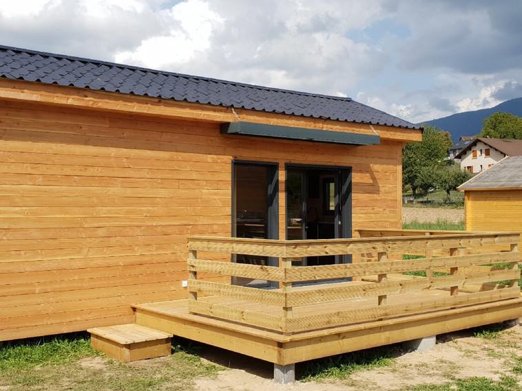 STUDIO ALTITUDE - Studio de jardin toitu
