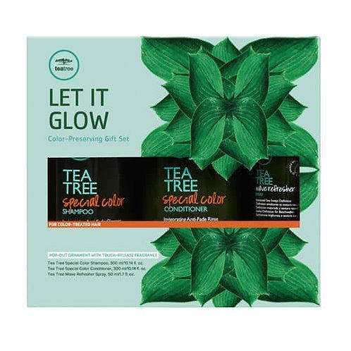 TeaTree - Let it Glow Gift Set - Color Preserving Set